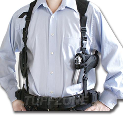 Tuff Zone Conceal Shoulder Holster Black