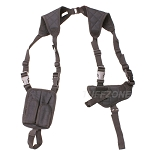 Shoulder Holster For Revolver- Black