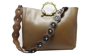 "Aagil Ladies concealed carry purse w/ anti-snatch strap ""Maria"""