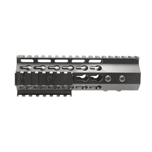 Slim Design 7 Sided Keymod Hand Guard 7""