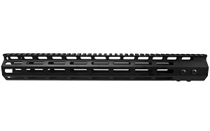 Slim design 7 sided M-LOK Hand Guard 15""
