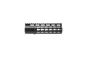 "Slim Design 7 Sided Keymod Hand Guard 7"" (No Rails Included)"