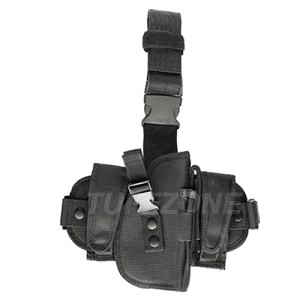 Universal Tactical Thigh Holster(Black)