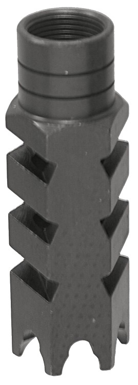 .308 Muzzle Brake With Crush Washer And 2 Holes