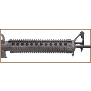 Quad Rail Hand Guard for Full Size AR15/M16