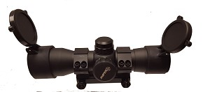 1X30 Red & Green Dot Sight, Adjustable W/E,