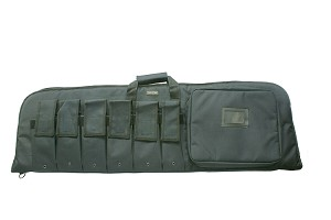 "Premium 42"" Rectangle Rifle Case"