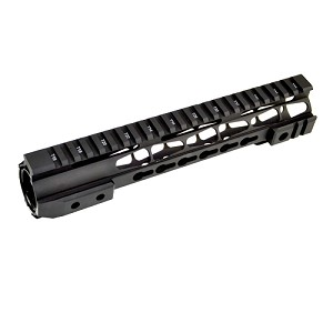 "Slim Design Free Float Hand Guard 10"" Length for AR-308"
